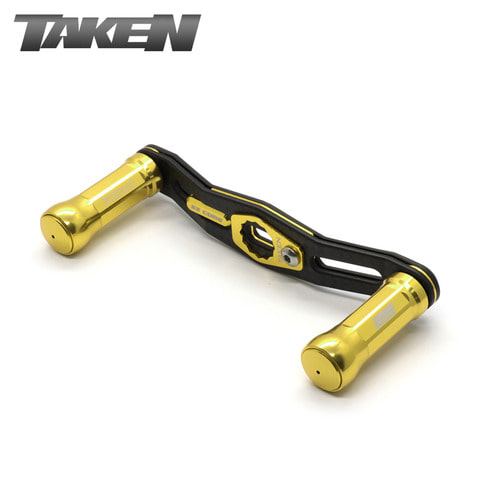 타켄 SS 듀얼코어 핸들 S.골드/TAKEN SS DUAL CORE HANDLE S.GOLD 85,90mm