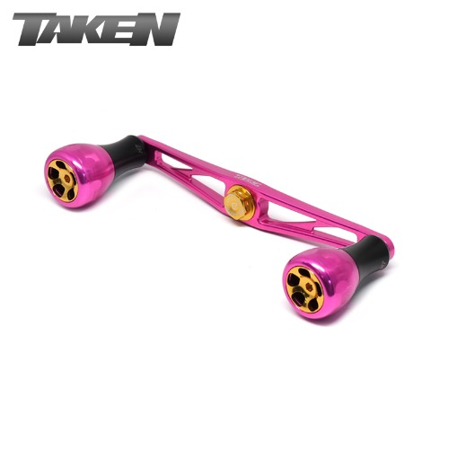 타켄 AZ120 핸들 핑크/TAKEN AZ120 HANDLE PINK 120mm