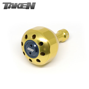 타켄 SS X2 파워 노브 S.골드/TAKEN SS X2 POWER KNOB S.GOLD