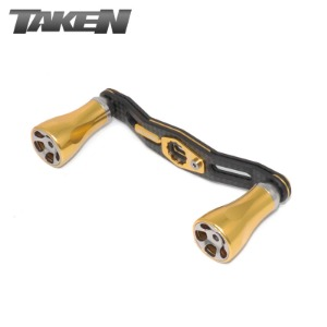 타켄 A2 듀얼코어 핸들 골드/TAKEN A2 DUAL CORE HANDLE GOLD 85,90mm
