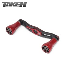 타켄 A2 듀얼코어 핸들 레드/TAKEN A2 DUAL CORE HANDLE RED 85,90mm